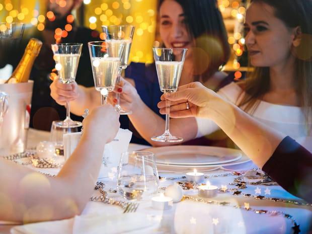 Des restaurants pour toutes les envies au Nouvel An