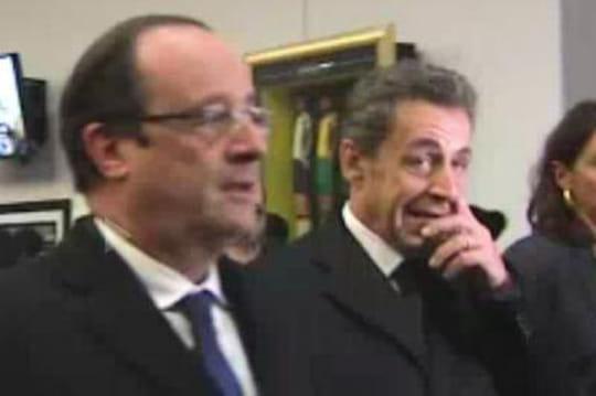Nicolas Sarkozy: l'ancien Président se moque (encore) duphysique deFrançois Hollande