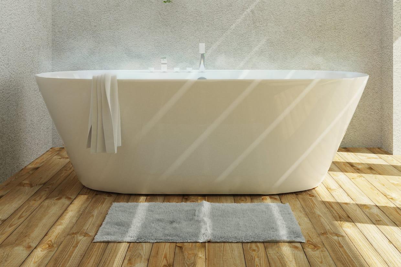 Meilleur Tapis De Bain Idées Conseils Et Modèles Tendances - Carrelage salle de bain et tapis casa pura