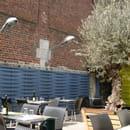 Crêpe House  - terrasse d'été  -