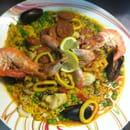 Plat : Spey brasserie  - Assiette de paella en plat du jour =9,90€! -
