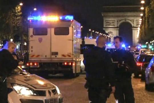 Attentat sur les Champs Elysées: le profil de Karim Cheurfi, le terroriste abattu, se précise
