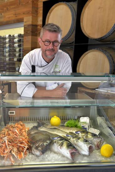 Restaurant : New Lodge  - Notre étal à poissons -   © Restaurant New Lodge