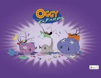 Oggy et les cafards : Trois pièces cuisine