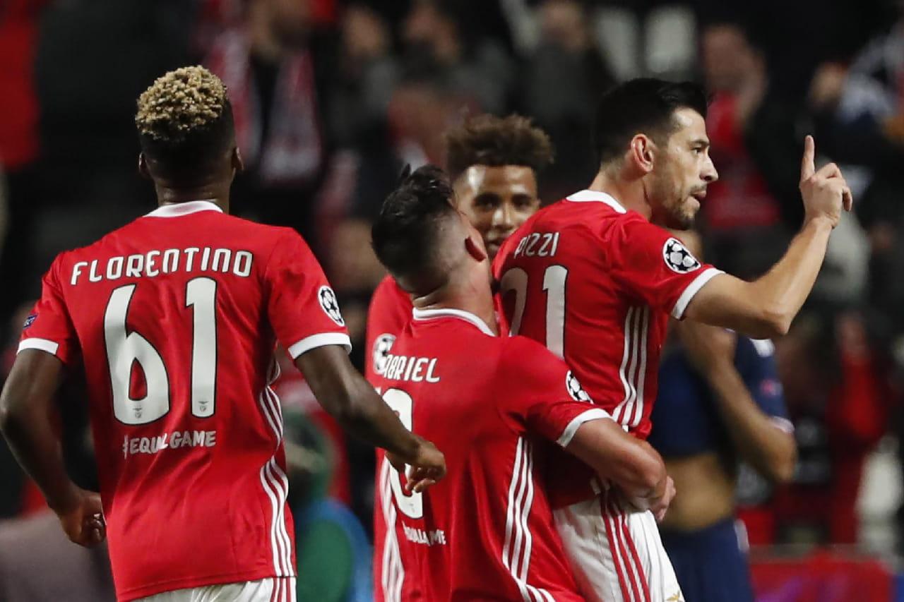 Benfica - Lyon: la boulette d'Anthony Lopes, le résumé et les buts en vidéo