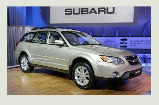subaru outback break ou suv. Black Bedroom Furniture Sets. Home Design Ideas