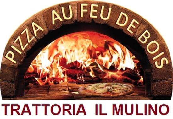 Moulin d'Ivry  il Mulino  - Forno al Legna -   © mulino