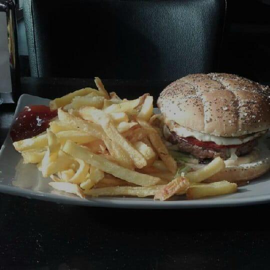 Plat : Le Brasier  - Burger Maison -   © Burger Maison