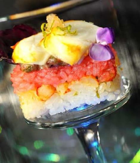 Suandshi  - Sushi de Luxe -