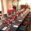 La Terrasse du Stade (Brasserie du SNUC)  - Grande table... -
