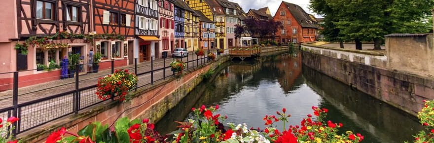 Les 40plus beaux sites d'Alsace