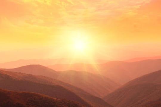 Changement d 39 heure 2015 la nouvelle heure du lever et du - Lever et coucher du soleil est ouest ...
