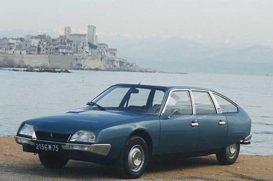 Tout sur la Citroën CX