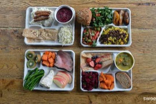 Les repas des écoliers à travers le monde