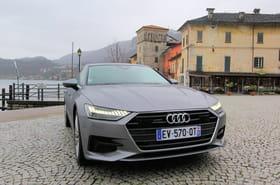 Essai Audi A7Sportback: et si la berline redevenait tendance?