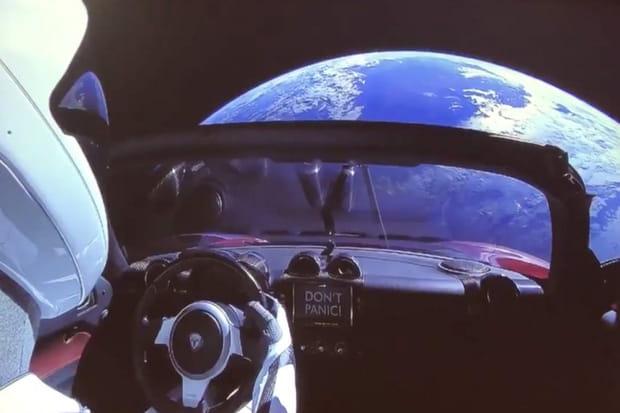 Le rêve fou d'Elon Musk: marcher sur Mars en 2025