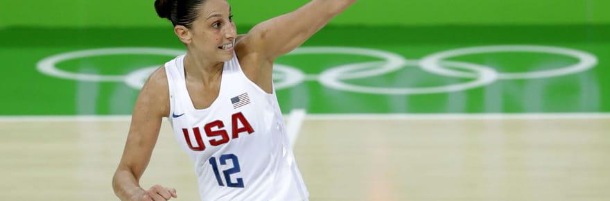 Basket féminin [JO 2016] : les Etats-Unis en or, les résultats et le programme