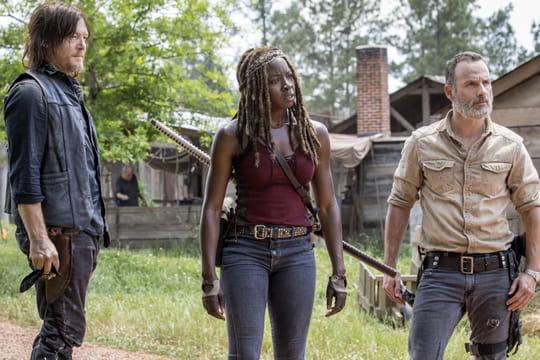 The Walking Dead: la mort de Rick en début de saison 9?