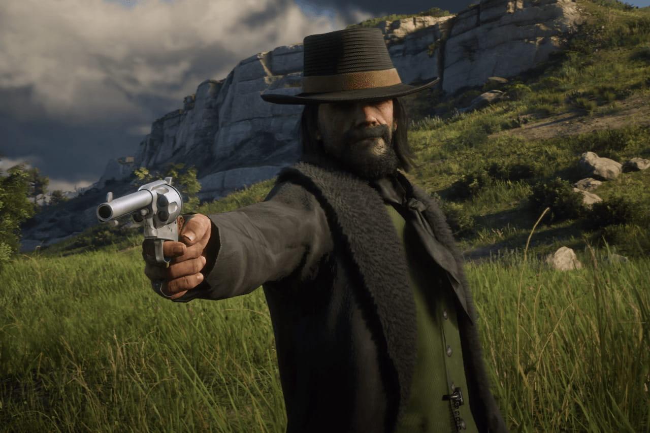 Red Dead Redemption 2: grosse fuite sur les jaquettes anglaises du jeu
