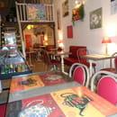 Restaurant : Comptoir de Marie  - salon de thé -   © bar