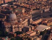 Vues d'en haut : Rome et sa région