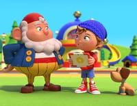 Oui-Oui, enquêtes au Pays des jouets : L'affaire du clown pas drôle