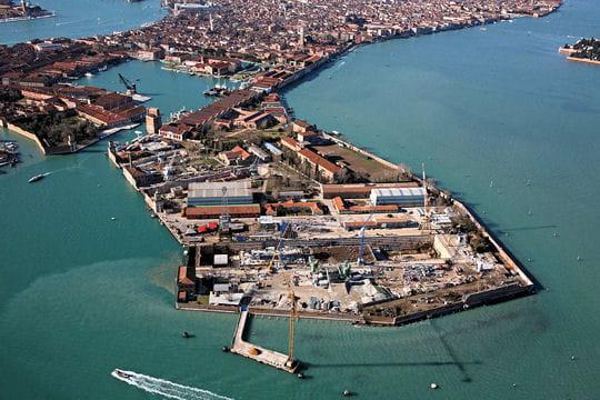 Les grands travaux pour sauver Venise