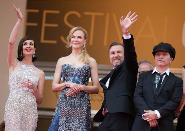 Les stars défilent au Festival de Cannes 2014