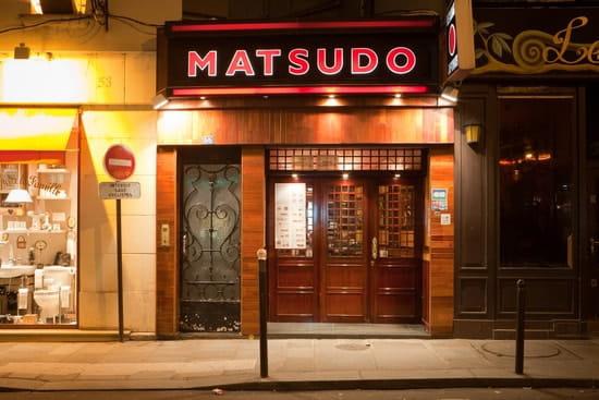 Matsudo  - devanture restaurant  -   © Christèle HE