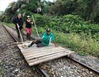 Des trains pas comme les autres : Costa Rica
