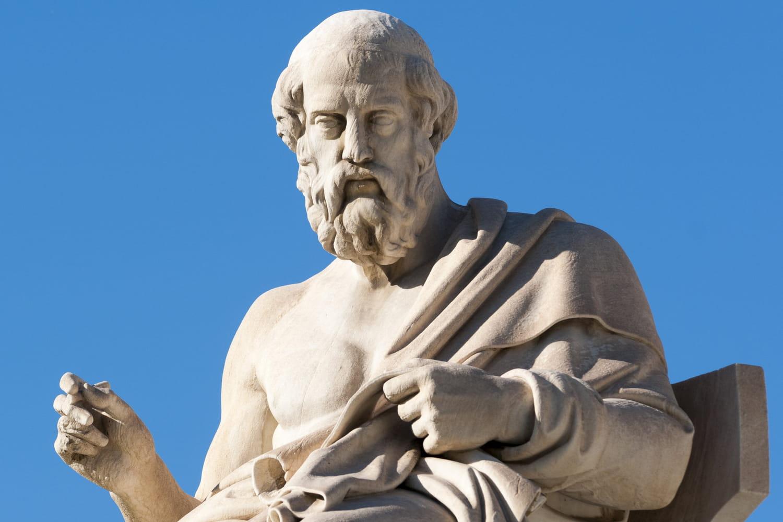 Platon: biographie du philosophe antique, auteur du Banquet