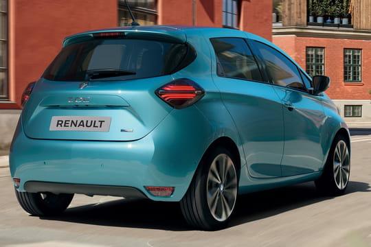 Renault Zoé: la nouvelle Zoé dévoilée, quelle autonomie? [photos]