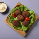 Entrée : Yellow Kitchens  - Falafel Tahina -   © Yellow Kitchens