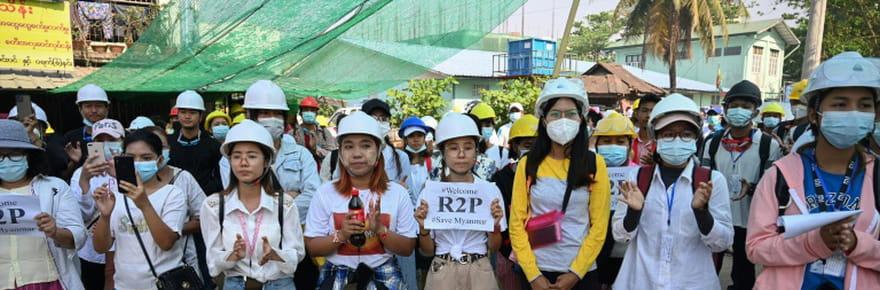 Birmanie: nouvelles manifestations, l'ONU divisée