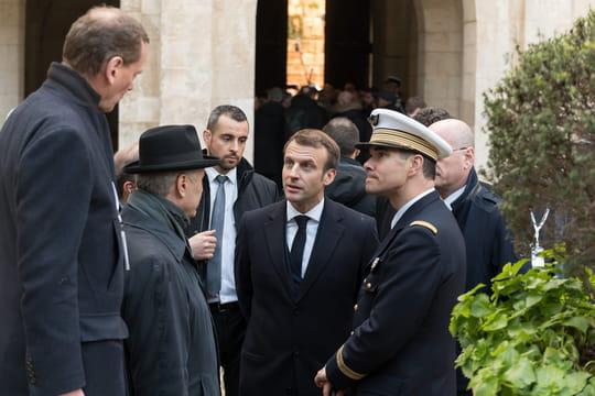 VIDEO - Macron en colère à Jérusalem: ce qu'il a vraiment dit aux policiers