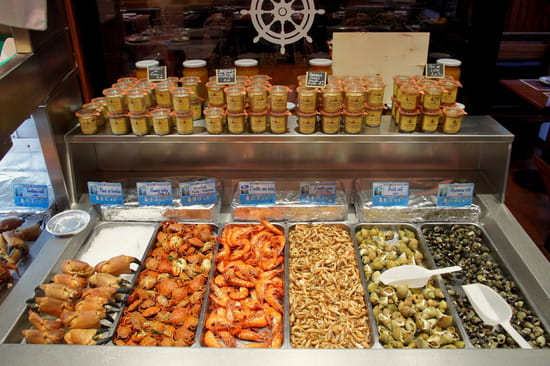 Chez Jeannot - Bayard  - Fruits de mer à emporter Toulouse -   © PhotoTris.com