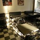 Café de la Mairie  - Salle arriere -