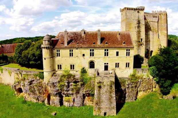 Un morceau d'Histoire de France dans le Périgord