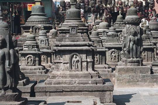 Temple des Singes
