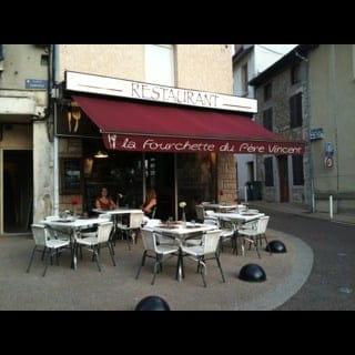 Restaurant : Le Père Vincent