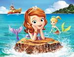 Princesse Sofia au royaume des sirènes