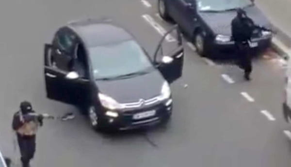 Attentats à Paris, Charlie Hebdo