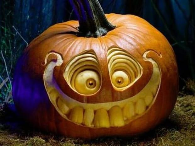 Les citrouilles les plus originales pour fêter Halloween