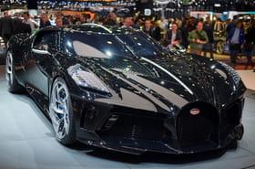 Les voitures les plus chères du monde: un modèle unique en tête