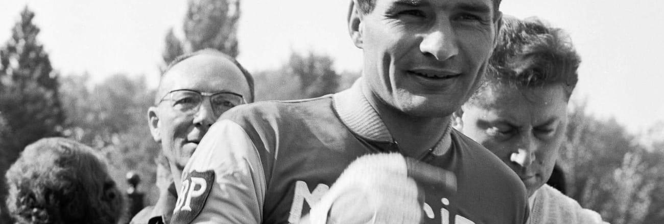Raymond Poulidor: une carrière en images