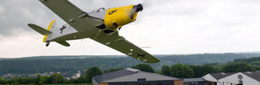 La Ferté Alais : Bienvenue au pays des irréductibles aviateurs !
