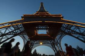 Tour Eiffel: fermée au public à cause des gilets jaunes