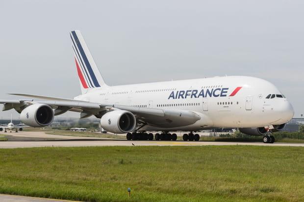 N°12ex-aequo: Air France