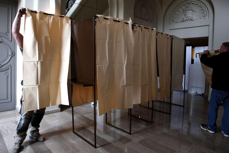 ouverture des bureaux de vote les horaires changent pour la pr sidentielle. Black Bedroom Furniture Sets. Home Design Ideas