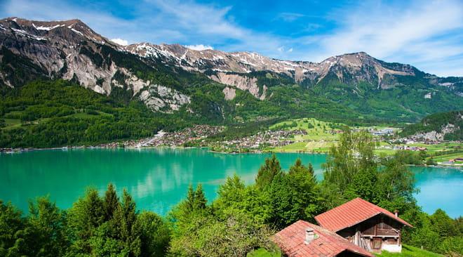 Suisse: lieux incontournables à visiter, villes, villages, plages, météo, le guide
